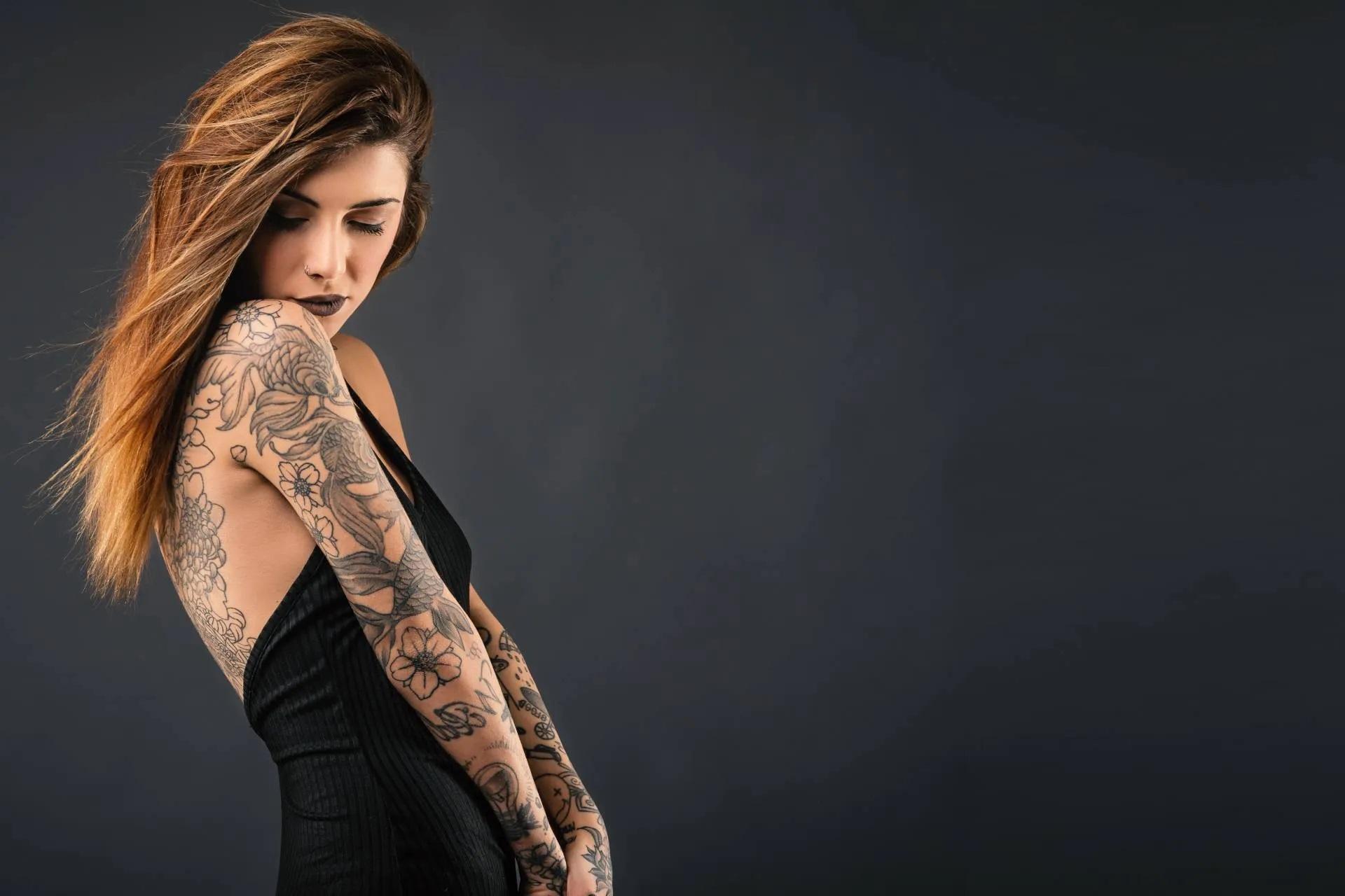 Tatuaggio black & gray perugia